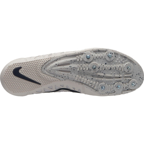 Unisex Long Jump 4 Track Spike - Phantom/Oil Grey