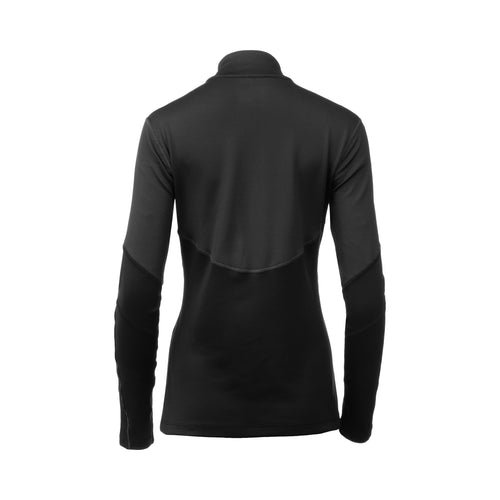 Women's BreathThermo 1/2 Zip - Black