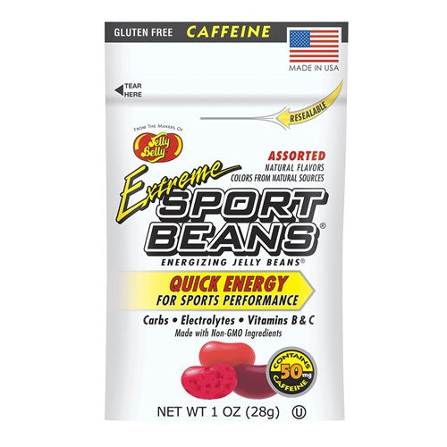 Assorted Extreme Sport Beans Energizing Jelly Beans