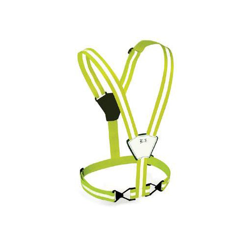 Xinglet Lite Reflective Vest - Yellow/Silver