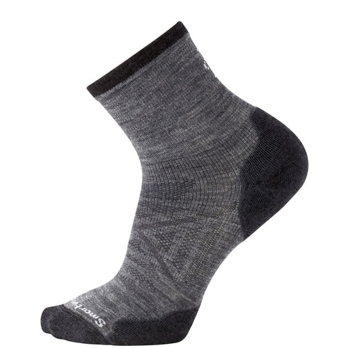 Men's PhD Run Cold Weather Mid Crew Socks