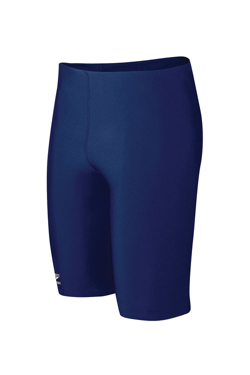 Boys' Solid Endurance Jammer - Navy