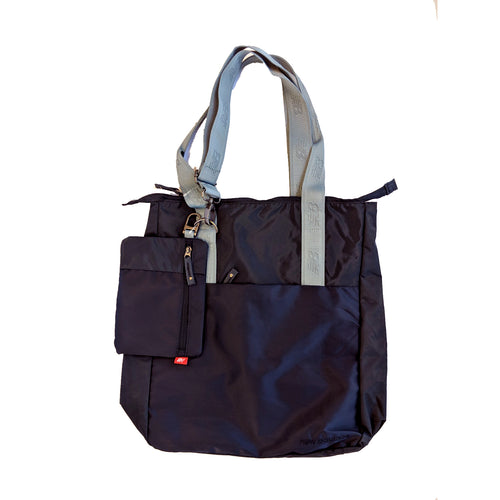 LSE Zip Tote with Pouch - Blue
