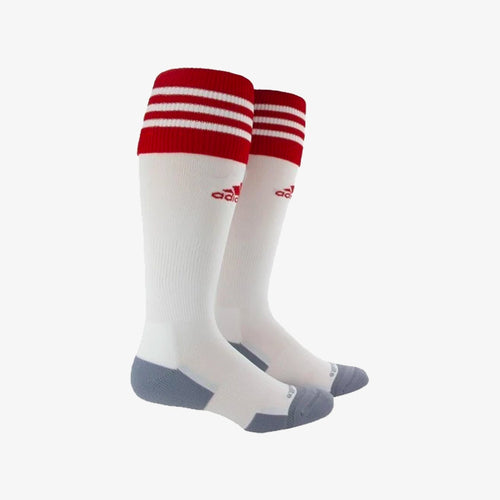 Unisex Copa Zone Cushion II Sock (Large) - White/Red