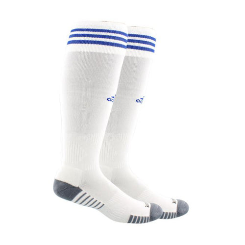 Unisex Copa Zone Cushion IV Socks - White/Bold Blue