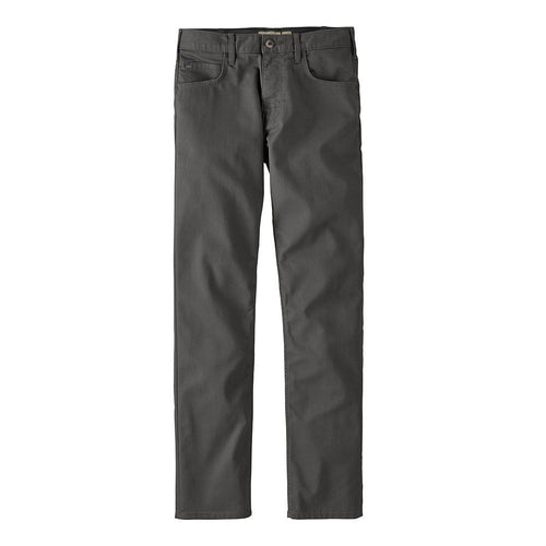 Men's Performance Twill Jeans (Long) - Forge Grey