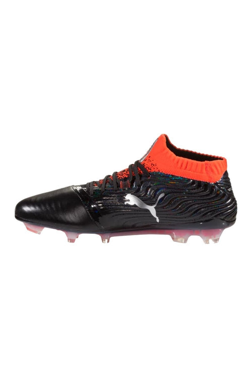Puma One 18.1 FG-Black/Red