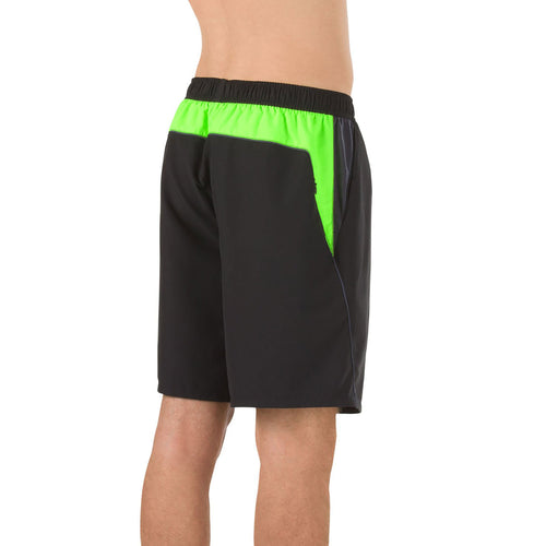 Men's Cutback Volley Swimsuit - Black