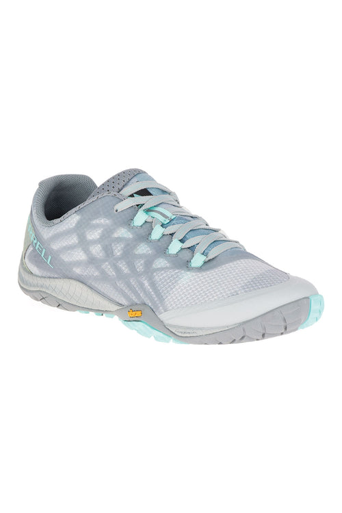 Women's Merrell Trail Glove 4-Grey