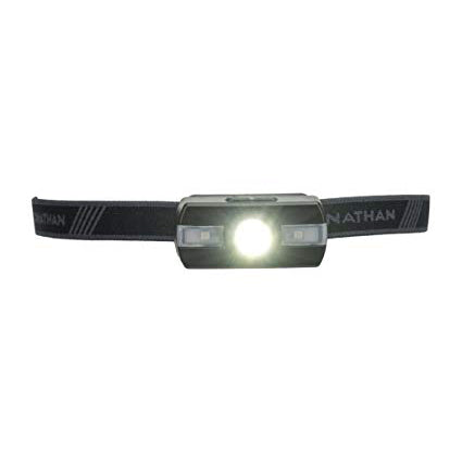 Nathan Neutron Fire Headlamp - Black