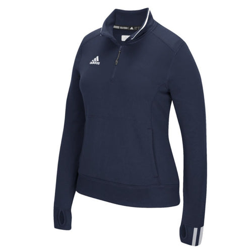 Women's Climalite 1/4 Zip - Navy