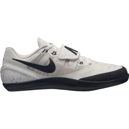 Unisex Zoom Rival SD 2 Track Spikes - Phantom/Oil Grey