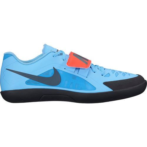 Unisex Zoom Rival SD 2 Track Spike - Football Blue/Blue Fox/Black