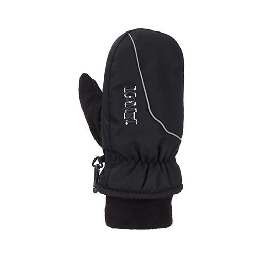 Children's Snowball Mittens-Black