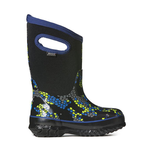 Kids Classic Axel Insulated Boot - Black Multi