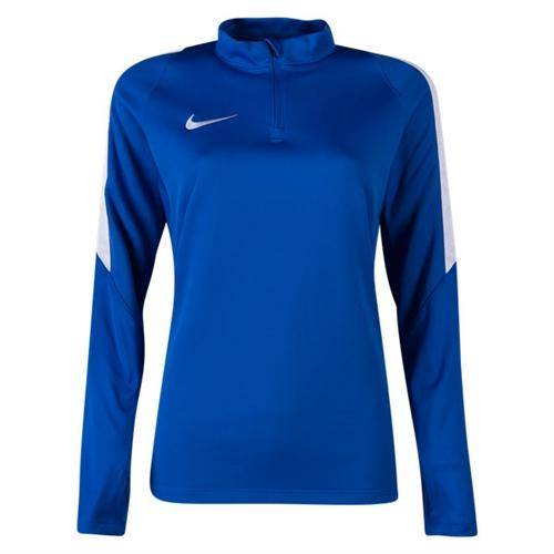 Women's Squad 16 Drill Top - Royal