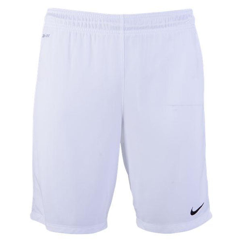 Youth League Knit Short - White