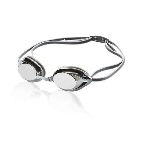 Men's Vanquisher 2.0 Mirrored Goggles - Silver