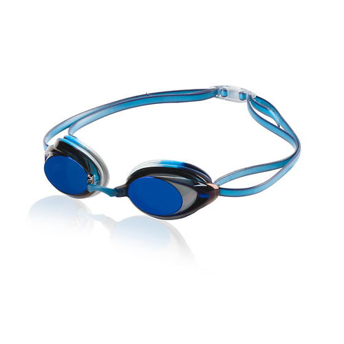 Men's Vanquisher 2.0 Mirrored Goggles - Pacific Blue