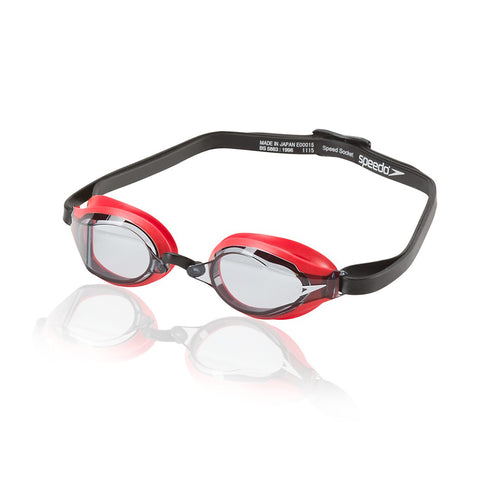 Speed Socket 2.0 Goggle - Speedo Red