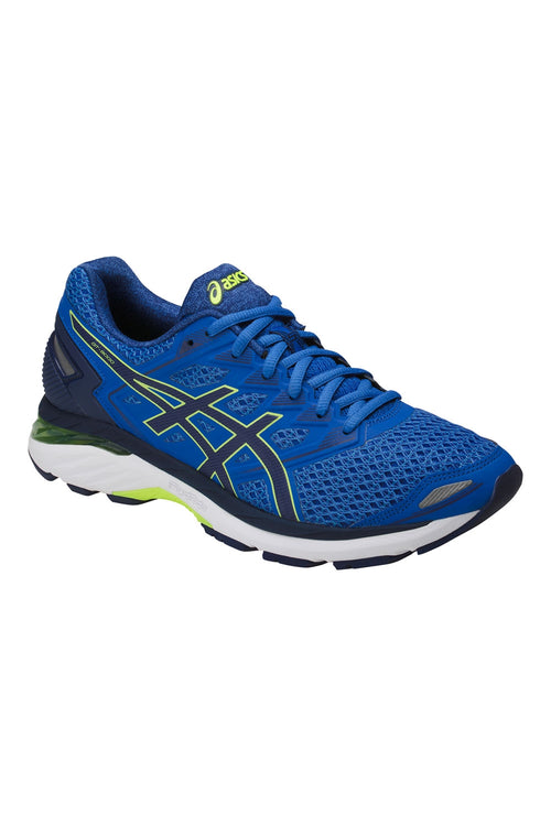 Men's GT-3000™ 5 Running Shoe - Victoria Blue/Indigo Blue/Safety Yellow