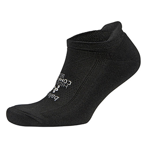 Unisex Hidden Comfort Socks - Black