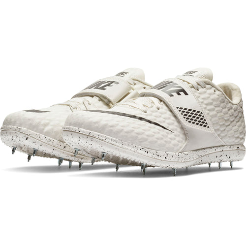Unisex High Jump Elite Spikes - Phantom/Oil Grey/Vast Grey