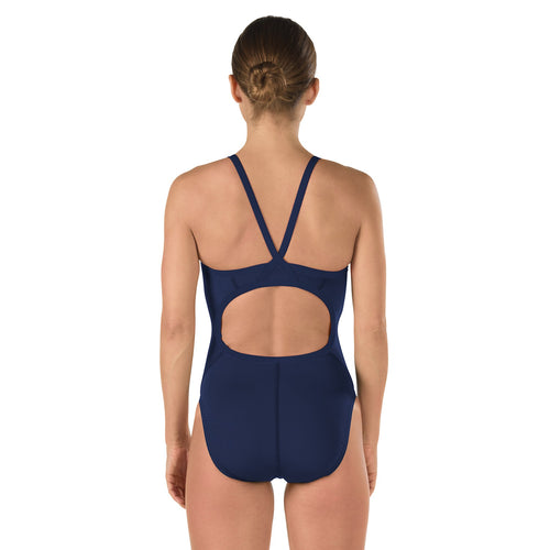 Women's Endurance Flyback Swimsuit - Navy