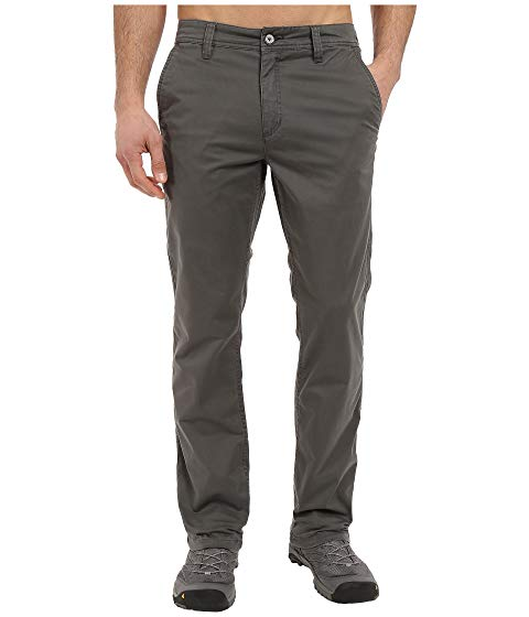 Mission Ridge Pant 34-Dark Graphite