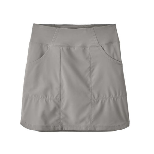 Women's Tech Skort - Drifter Grey