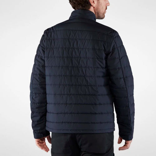 Men's Kiruna Linear Jacket - Black