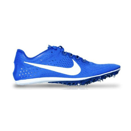 Unisex Zoom Victory 3 Track Spike - Hyper Royal/White