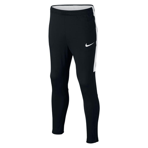 Youth Dry Academy Pant - Black/Black/White