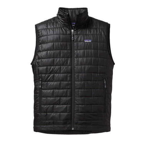 Men's Nano Puff® Vest - Black