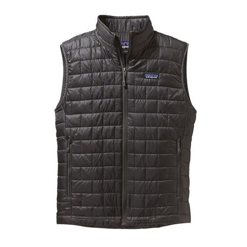 Men's Nano Puff Vest - Forge Grey