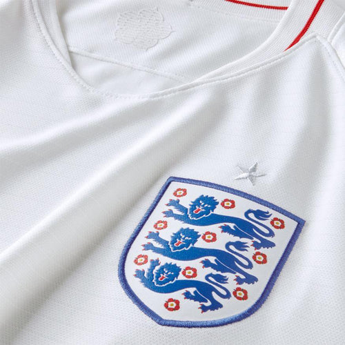 England 2018 Home Stadium Jersey - White
