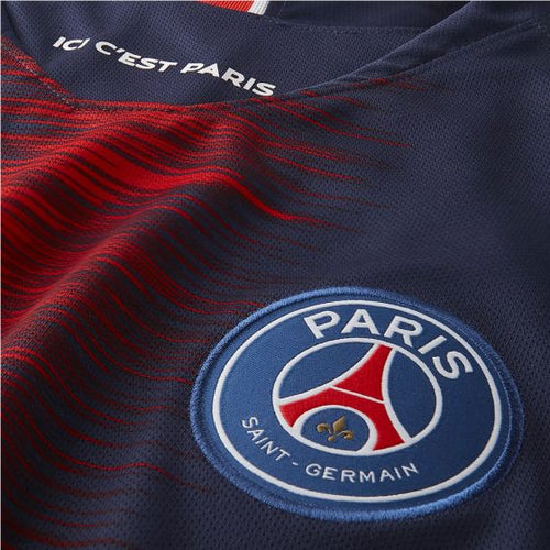 PSG 18 Home Stadium Jersey - Midnight Navy/White