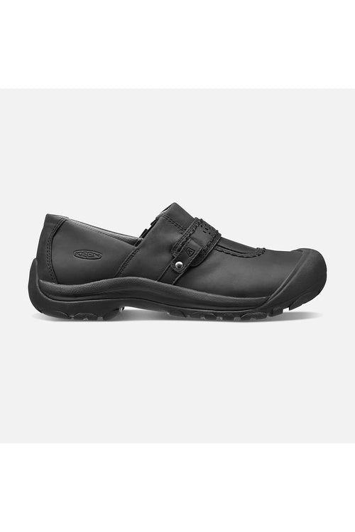 Women's Kaci Full Grain Slip-On -Black