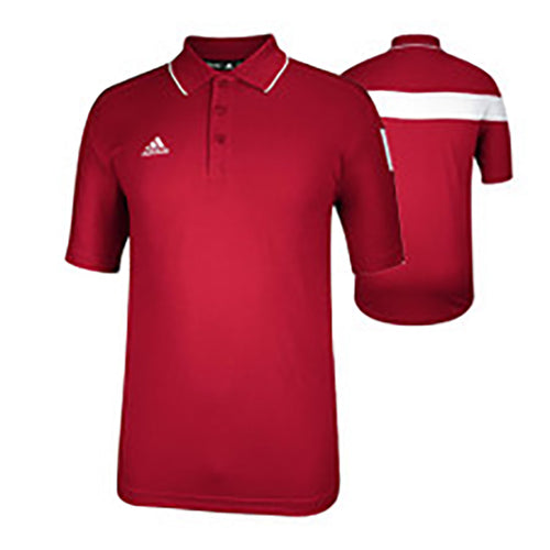Men's Shockwave Sideline Polo - Red