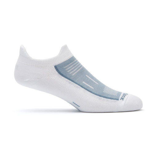 Unisex Endurance Tab Socks - White/Grey