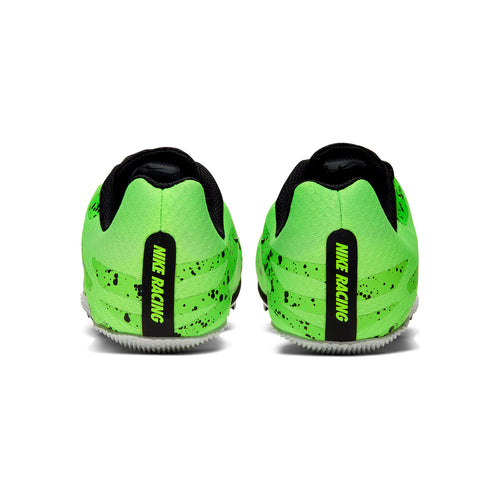 Unisex Zoom Rival S 9 Track Spike - Electric Green/Black/Pure Platinum