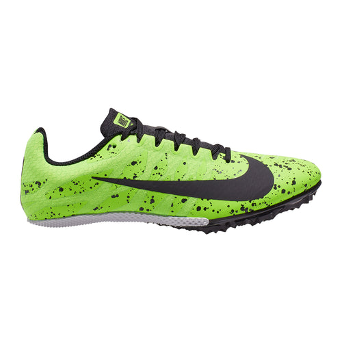 Women's Zoom Rival S 9 Track Spike - Electric Green / Black / Pure Platinum
