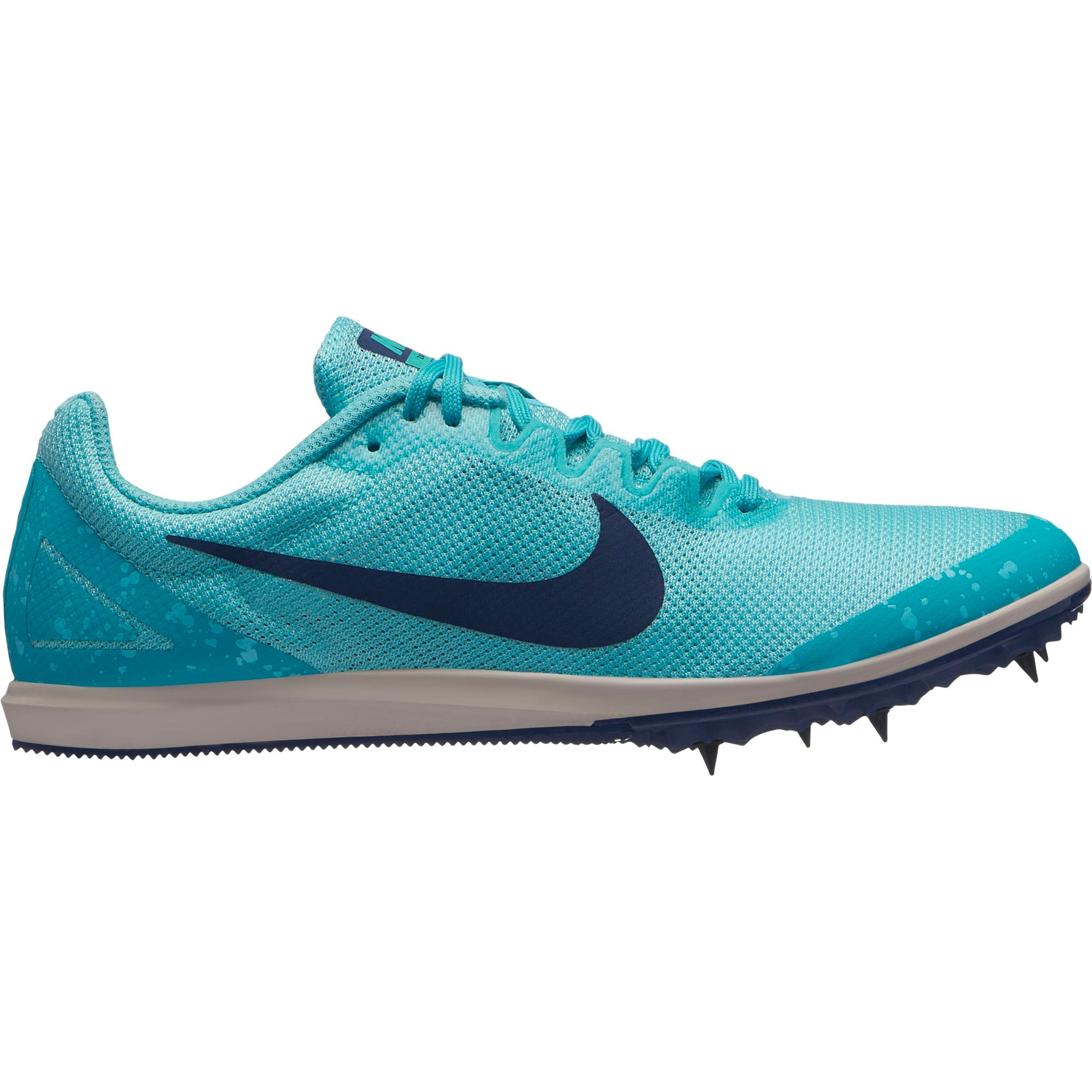 Women s Zoom Rival D 10 Track Spike - Aurora Green Blue Void Hyper Jad –  Gazelle Sports 40ccb5e01b8