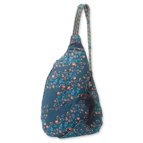Mini Rope Bag Wild Poppy