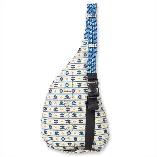 Rope Bag - Tranquil Motif
