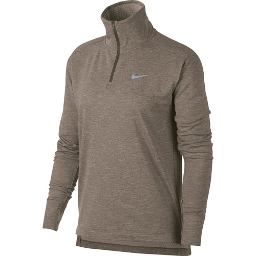 Women's Therma Sphere Element Half-Zip 2.0 - Mink Brown/Heather