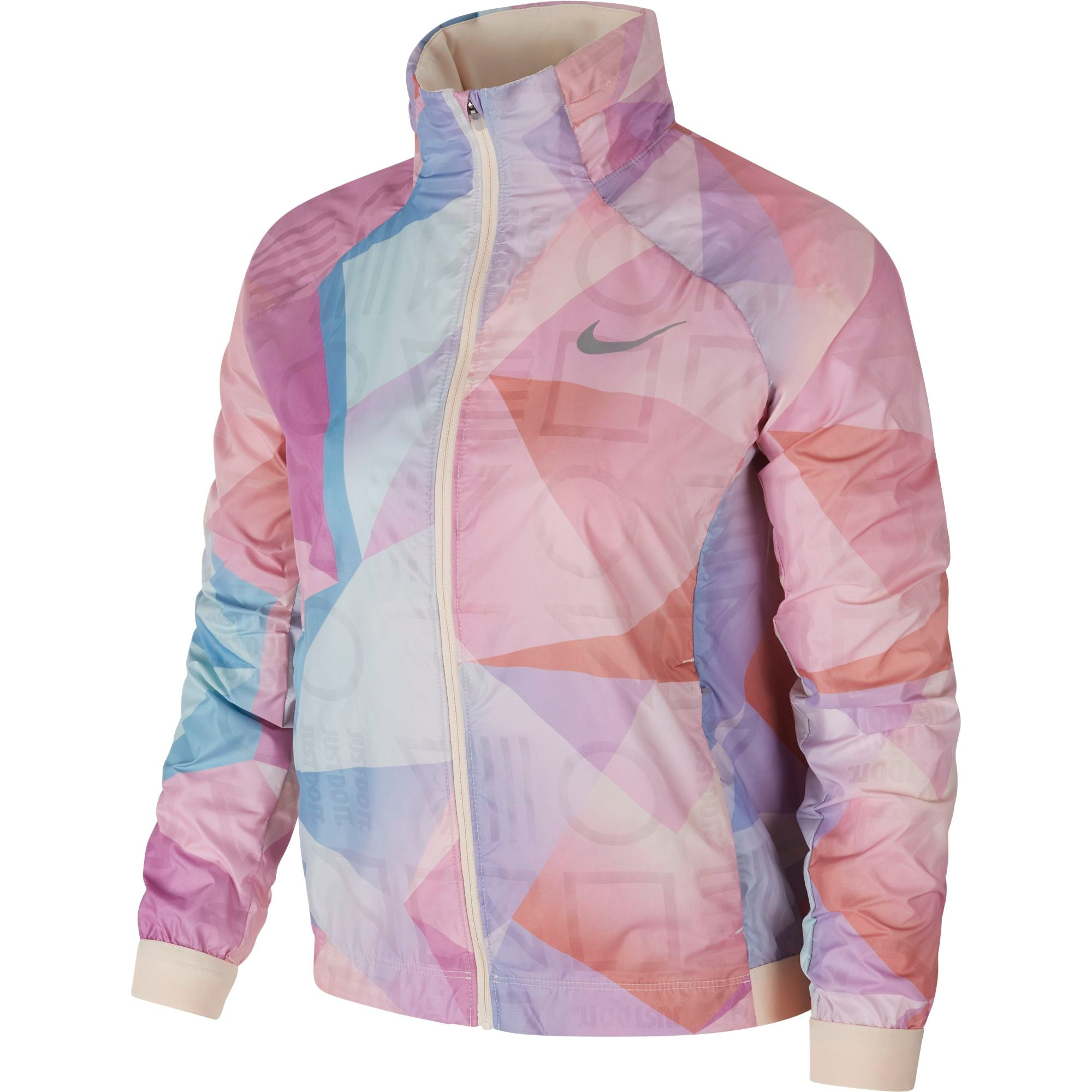 405f9e511 Women s Shield Hooded Printed Running Jacket – Gazelle Sports