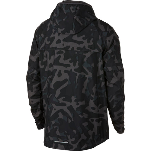 Men's Essential Jacket - Black/Gunsmoke/Reflective Silver
