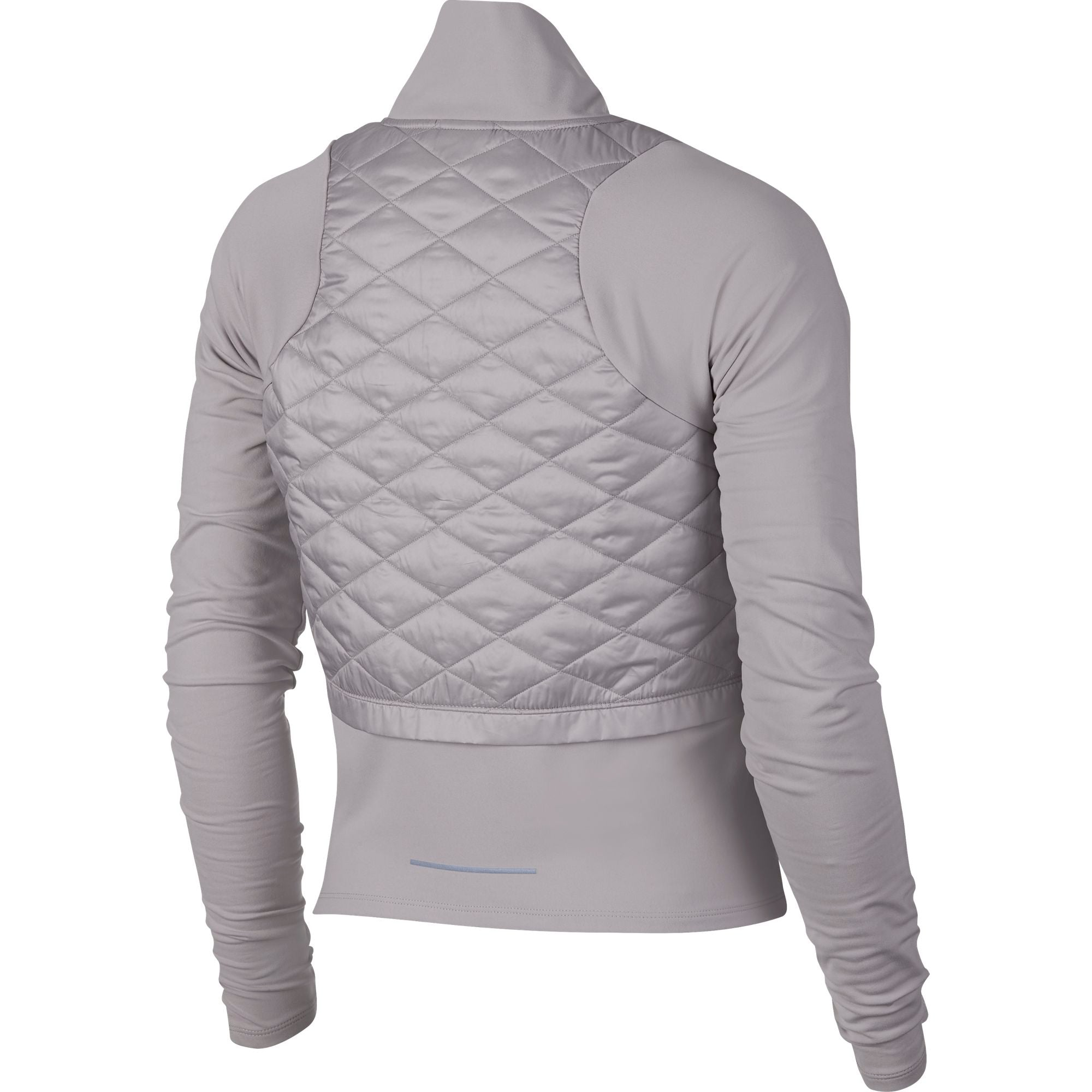 a6aabe2bfef0 Women s Nike Aerolayer Running Jacket - Atmosphere Grey   Atmosphere ...