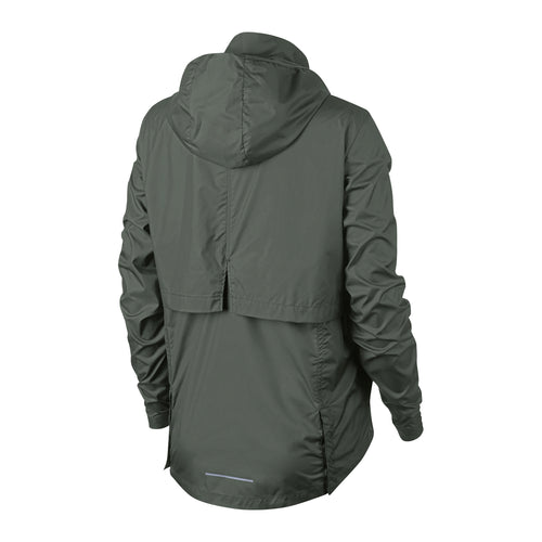 Women's Nike Essential HD Jacket - Juniper Fog/Reflective Silver